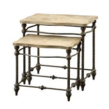 Iron Side Table Edison Wrought Iron Side Tables Town Country Event Rentals