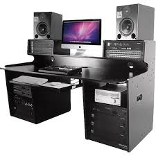 Omnirax Presto Studio Desk Workstation Desks U0026 Consoles Omnirax User Manual Pdf Manuals Com