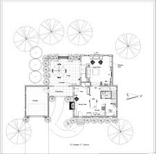 Floor Plan Examples For Homes by Seidler House Floor Plans Free Hahnow