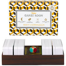 amazon com ridley u0027s games room party compendium toys u0026 games