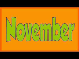 months of the year song youtube