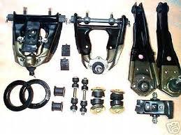 67 mustang suspension mustang torino maverick fairlane 67 73 ft suspension kit