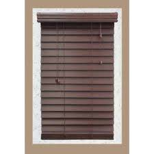 Home Depot Blackout Blinds Cordless Faux Wood Blinds The Home Depot Regarding Designs 19