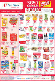 sg50 specials snacks fruits wines groceries household items