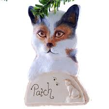 8 best personalized cat ornaments images on