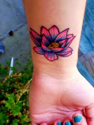 lotus flower wrist designs 590x786 jpg