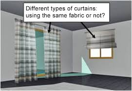 Types Of Curtains What Kind Of Curtain Fabric To Choose For Different Types Of