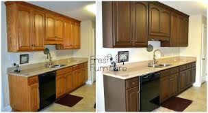 can you stain kitchen cabinets kitchen cabinets gel stain kitchen cabinets staining oak