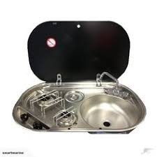 caravan sink with lid smev 8322 hob and sink combination unit rv remodeling pinterest