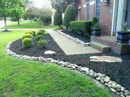Pebbles And Rocks Garden Landscape Border Rocks Rocks For Garden Edging Rocks And Pebbles