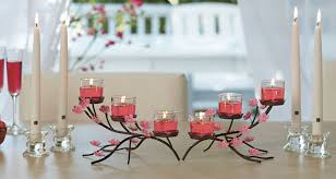 beautiful candle centerpiece for valentine u0027s or easter www