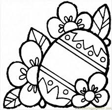 easter basket with eggs coloring page 126 best easter images on pinterest easter ideas easter crafts