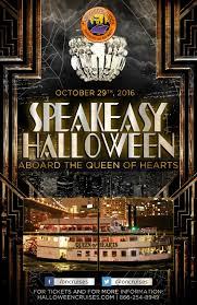 biggest halloween party london speakeasy halloween aboard the queen of hearts tickets sat oct