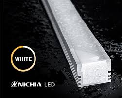 Exterior Led Strip Lighting Outdoor Non Flexible Nichia Led Strips Ip67