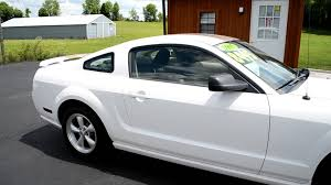 2005 Black Mustang 2005 Mustang V6 Coupe For Sale Sold Youtube