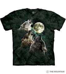 3 Wolf Moon Meme - three wolf moon t shirt
