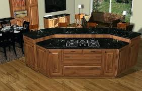 kitchen island ideas with stove and sink kitchen island with stove