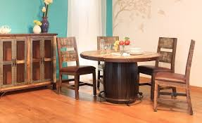 Bradleys Furniture Etc Utah Rustic Furniture And Mattresses - Barrel kitchen table
