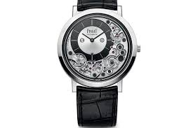 piaget altiplano introducing the piaget altiplano ultimate 910p the world s