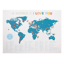 Map Of Downtown Madison Wi A World Of I Love You I Love You In Different Languages