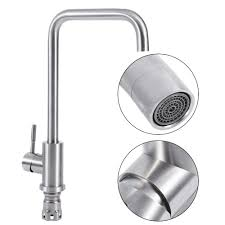 newly design 360 swivel solid brass single handle mixer sink tap