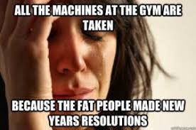 New Years Gym Meme - new year resolution meme kappit