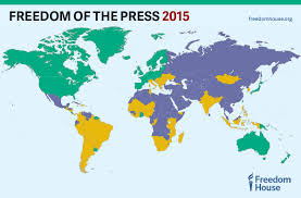 Where Is Greece On The World Map by Press Freedom Maps Freedom House