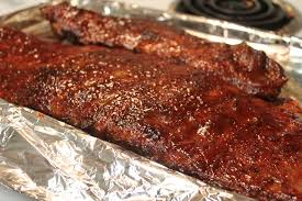 crockpot barbecue ribs i heart recipes