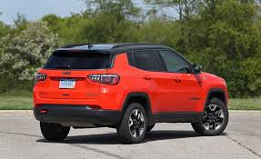 2017 jeep compass in depth model review car and driver
