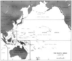 Pacific Time Zone Map World War Ii Maps Perry Castañeda Map Collection Ut Library Online