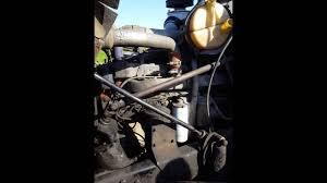 broken bolts truck repair mack e7 350 youtube