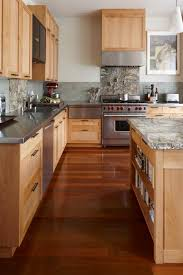 kitchen ideas with oak cabinets and stainless steel appliances sleek stainless steel countertop ideas guide home