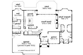 mediterranean mansion home plans
