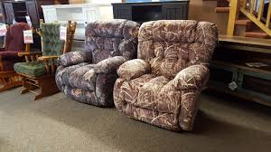 best chair camo recliners furniture store bangor maine