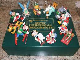 vintage disney ornaments rainforest islands ferry