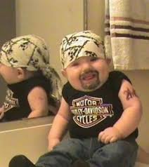 funny kid halloween costume ideas harley davidson baby 1 worder challenge pinterest babies