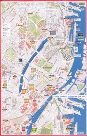 Copenhagen Map Copenhagen Major Bus Stops Map Copenhagen U2022 Mappery