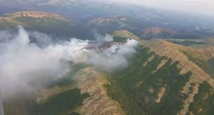 Wildfires Near Montana by Smokejumpers Snuff Out Small Wildfire Near Historic Mining Site Of