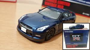 tomica nissan tomica limited nissan gt r premium edition 1 64 youtube