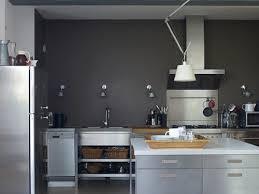 Modern Kitchen With White Appliances Amazingly Modern Kitchen Ideas With Dark Walls My Home Design