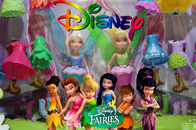 disney fairies tinker bell u0026 periwinkle share u0027 wear toy unboxing