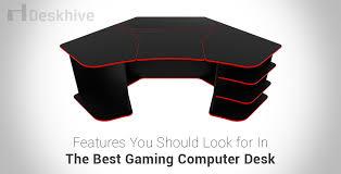 Gaming Computer Desks Deskhive Ultimate Desk Fantacy
