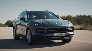 new porsche 2017 the new porsche cayenne 2017 2018 youtube
