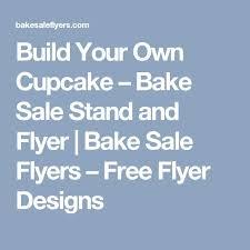 25 unieke ideeën over bake sale flyer op pinterest taartverkoop
