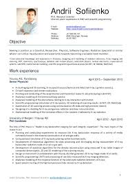 Publications On Resume Example by Cv And List Of Publications Andrii Sofiienko