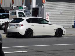 subaru wrx hatchback modified file subaru wrx sti 5door grb rear jpg wikimedia commons