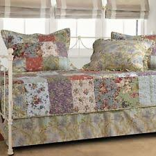 Daybed Cover Sets Patchwork Country Daybed Set Quilts Bedspreads Coverlets Ebay