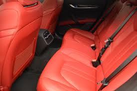 maserati ghibli red interior 2017 maserati ghibli s q4 stock m1695 for sale near greenwich
