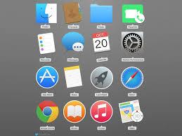 sketch para mac apple mac yosemite osx icons sketch freebie free
