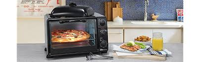 Toaster Oven With Toaster Amazon Com Maximatic Ero 2008s Elite Cuisine 6 Slice Toaster Oven